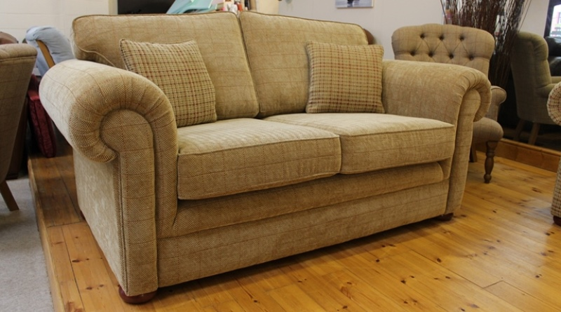 Our Richmond Sofa Shown Here In Medium And Large But The Exact Size Is Determined By Customer